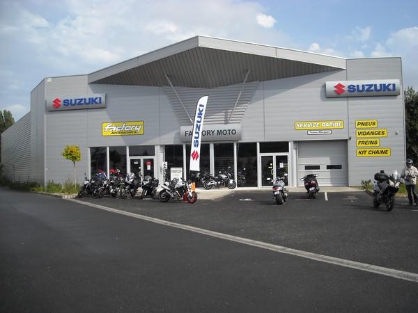 garage moto merignac